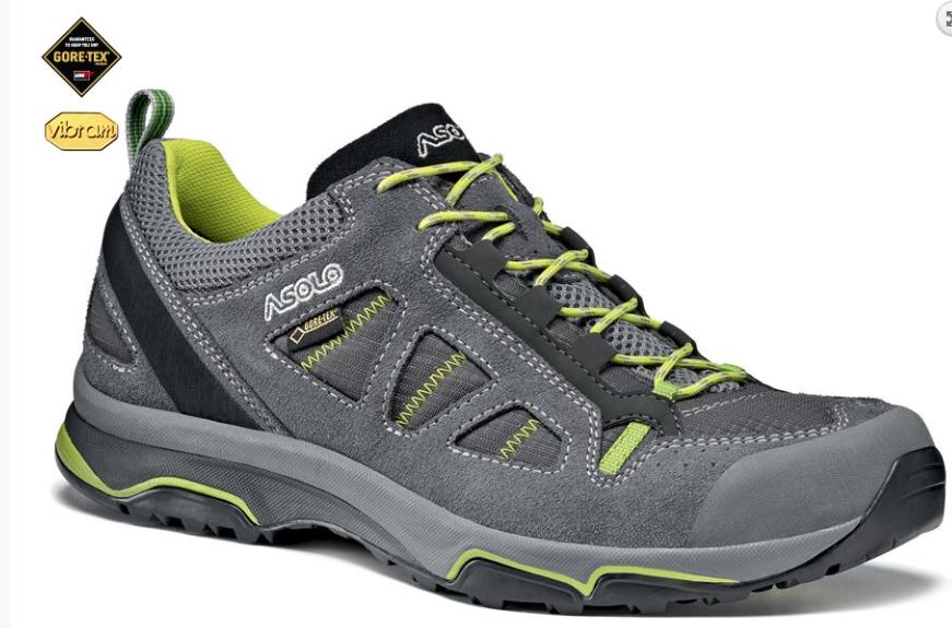 52f2fd90a0e7 Asolo Megaton GV trekkingová obuv grey graphite A610