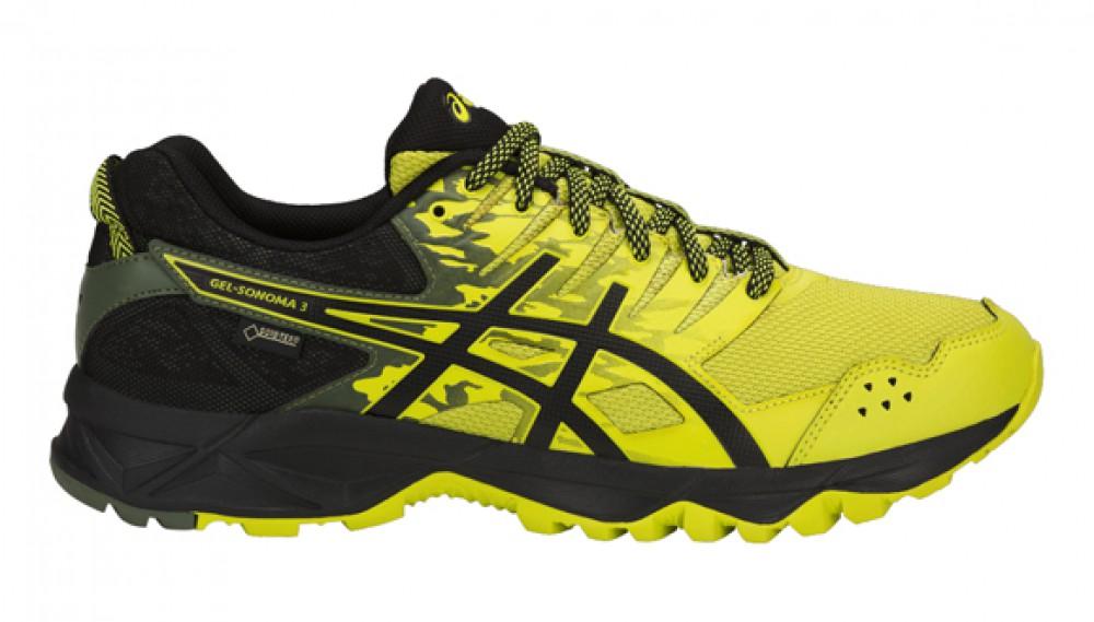 410f8d2871d Asics Gel Sonoma 3 Gore-TEX pánská trailová běžeck obuv