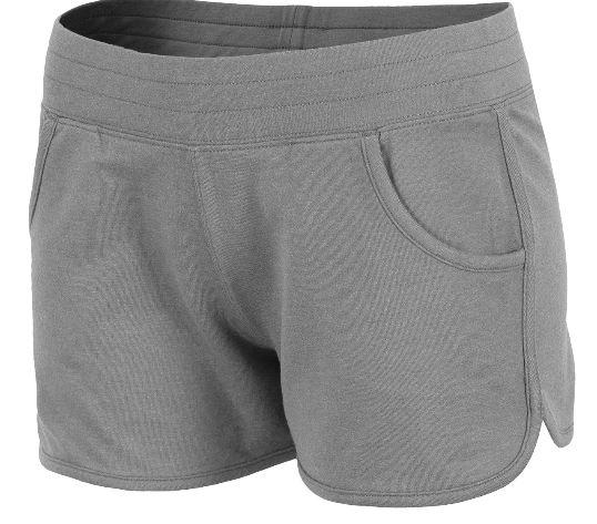 4F dámské bavlněné šortky SKDD001 sv. šedá  4298f84e36