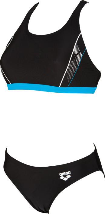 Arena Skid bikiny dámské sportovní dvoudílné plavky  b687cbace1