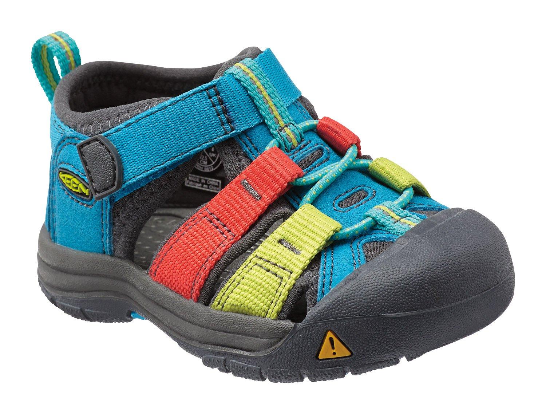 b3396542d4d4 Keen Newport H2 Kids dětské sandále hawaiian blue multi