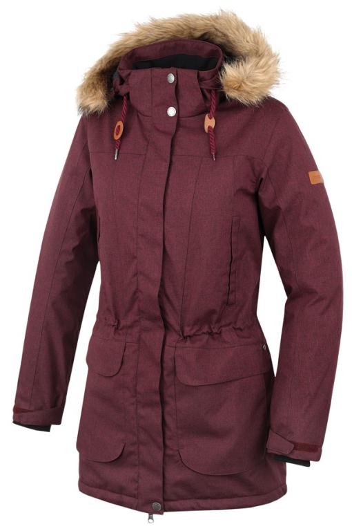 Hannah Galiano dámský parka zimní kabát windsor mel 223409df60