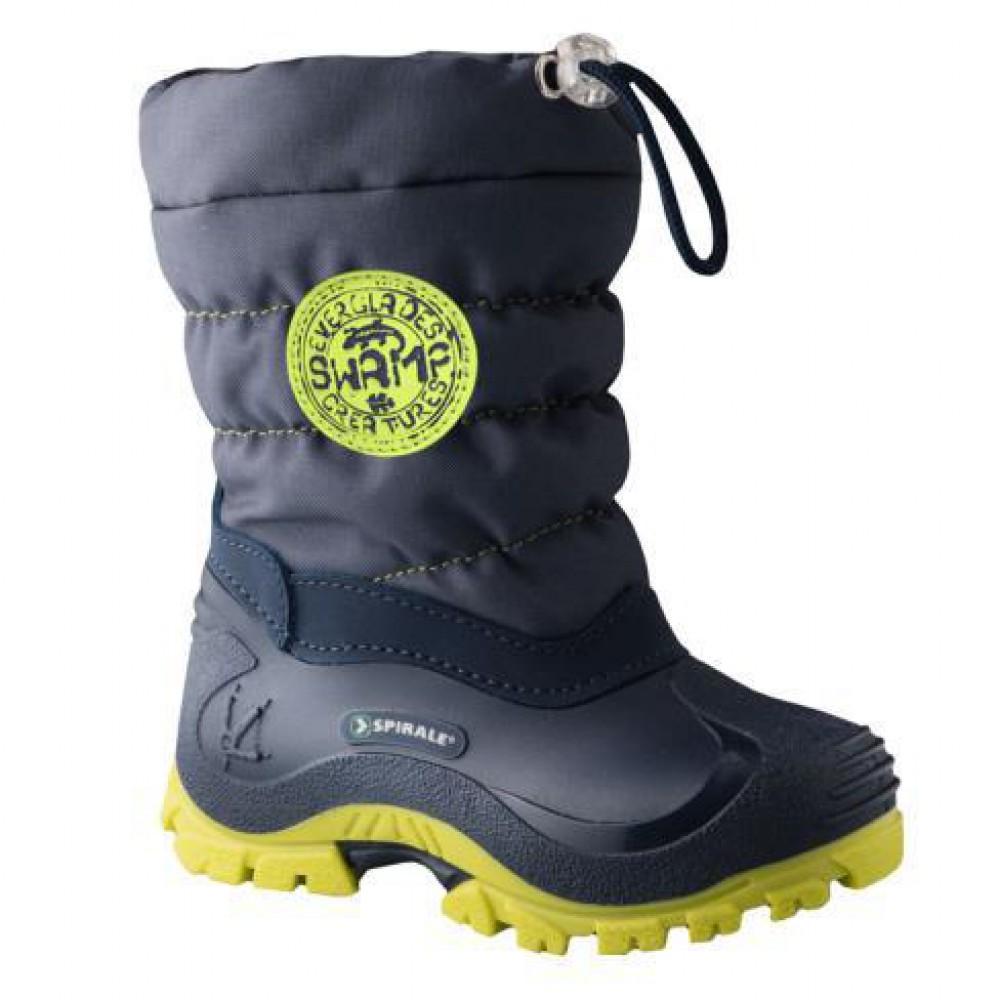 Spirale Enzo dětská zimní obuv modrá vel. 31-35 empty f86c86810c