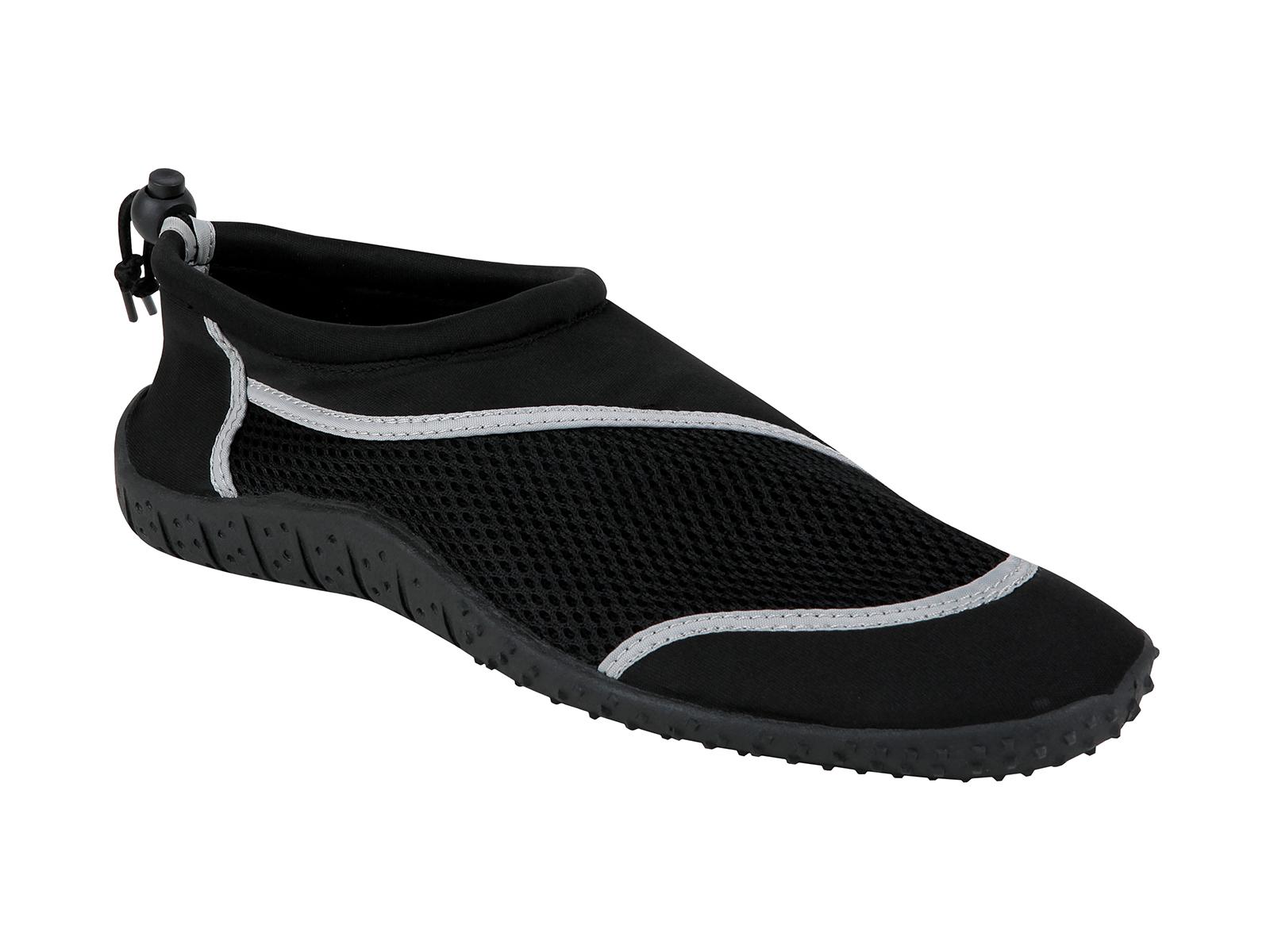 4def94d8ea8 Loap SHARK obuv do vody černo stříbrné empty