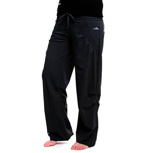 Neywer EK 928 dámské dlouhé kalhoty černá. Dámské funkční elastické  sportovní kalhoty c7852837c6