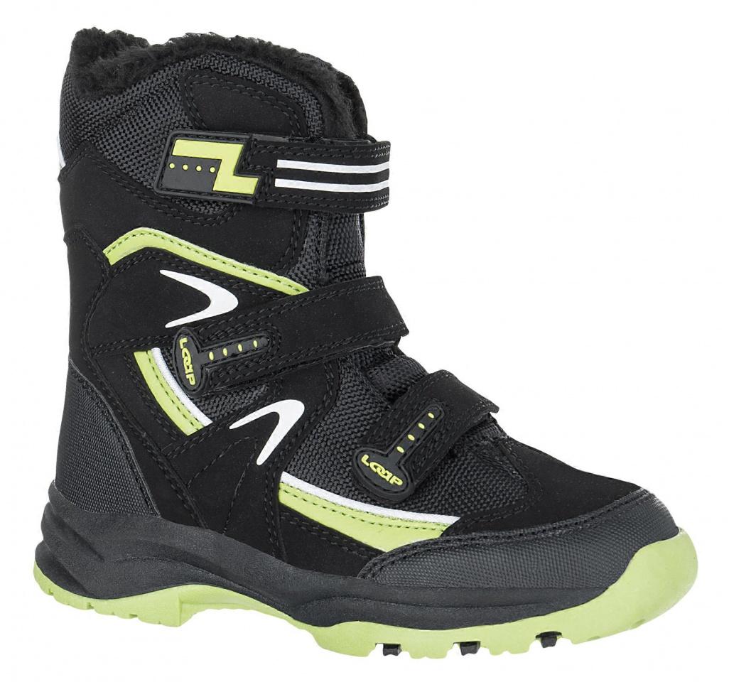 Loap Mareo dětská zimní obuv vel. 5d88a5f301