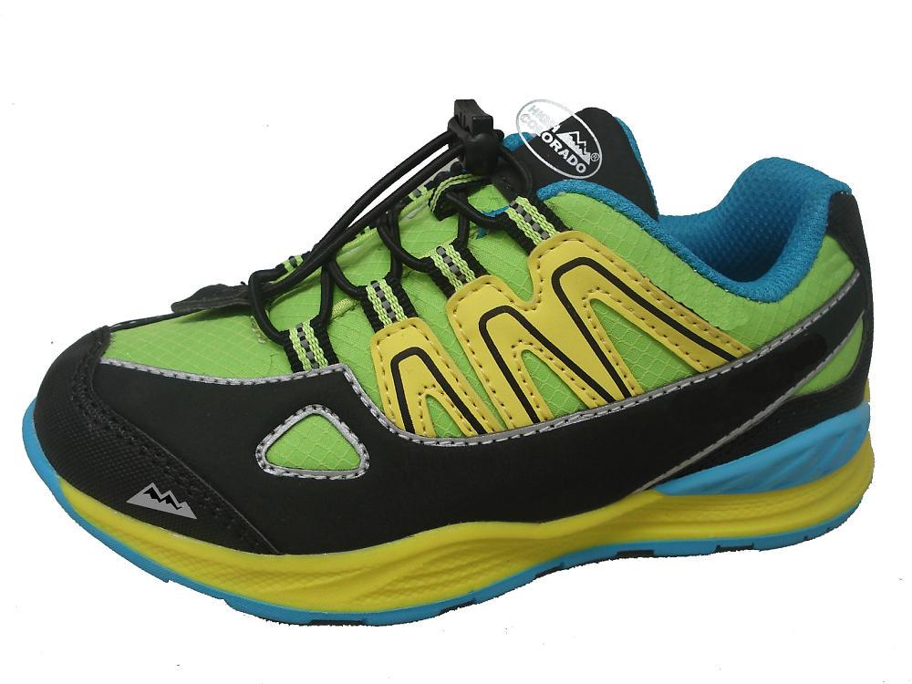 356f3a4d385 High Colorado Hiker Kid dětská sportovní obuv empty
