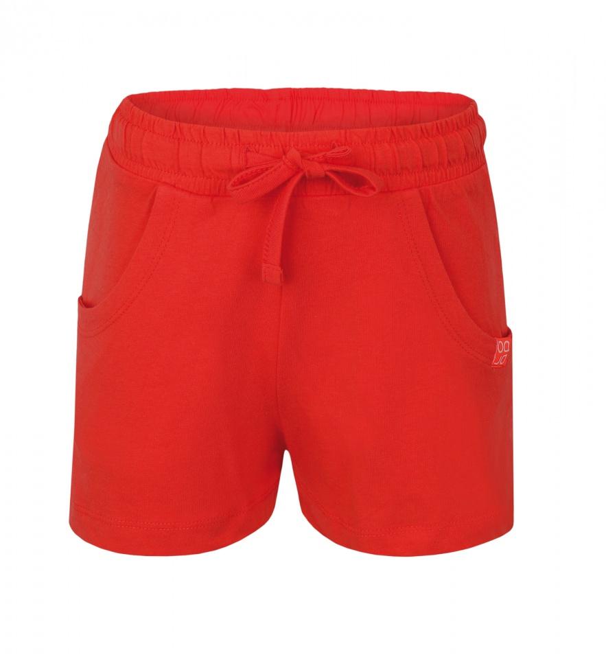 4612f213622 Loap Isty dětské šortky oranžová empty