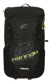 Hannah Raven 28 batoh anthracite (lime green tp)