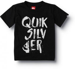 Quiksilver Tee jun. Triko Basic