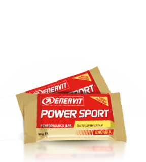 Enervit Power sport tyčinka 2x30g lemon